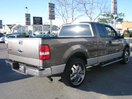 Ford F150 Super Cab 22