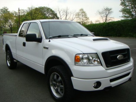 Ford F150 Super Cab 44