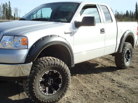 Ford F150 Super Cab 54