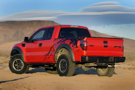 000 Ford F150 SVT Raptor 012