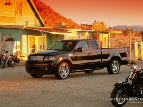 Ford F150 Super Cab HD 25